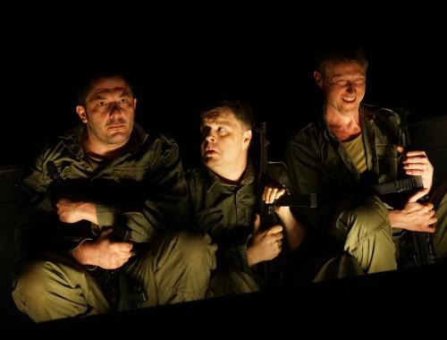 Adam (Marko Gebbert), Tom (Marius Borghoff ), David (Imanuel Humm)